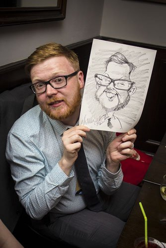 Neil K The Caricaturist Gallery