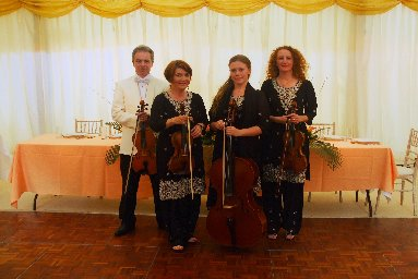 Scottish Wedding Quartet Gallery