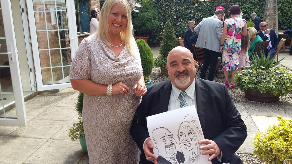 Steve The Caricaturist Gallery