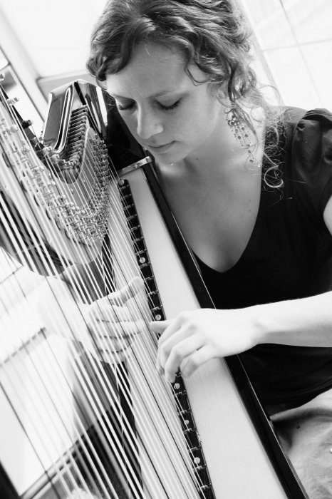 Rachael the Cheshire Harpist Gallery