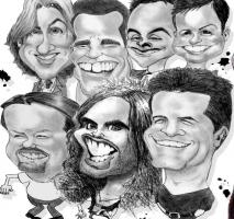 Mark B The Caricaturist
