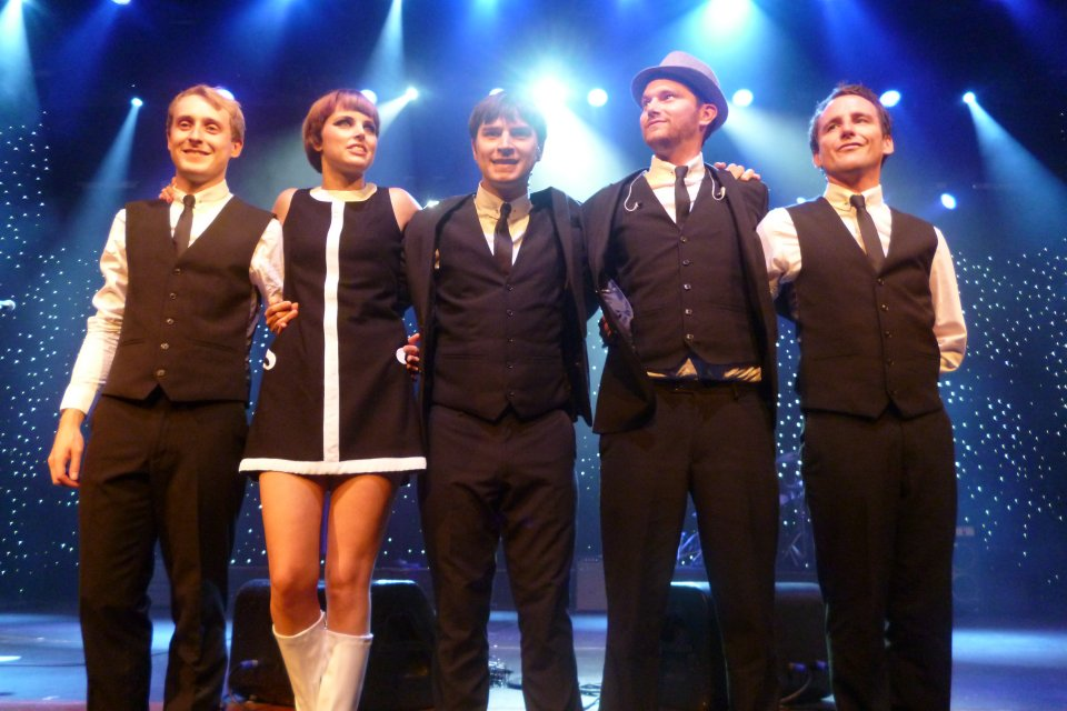 1960s Tribute Band - The Suits Gallery