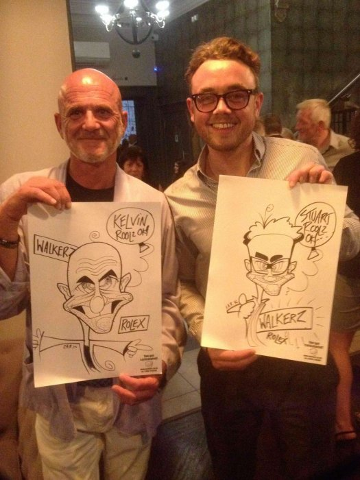 Neil The Caricaturist Gallery