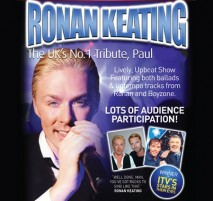 Ronan Keating and Boyzone - Paul S