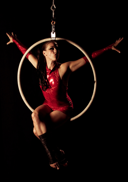 Aerial Acts and Performers Gallery