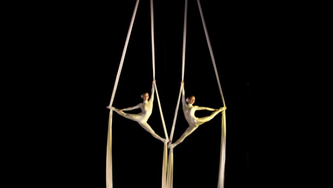 The Dynamic Silks Duo