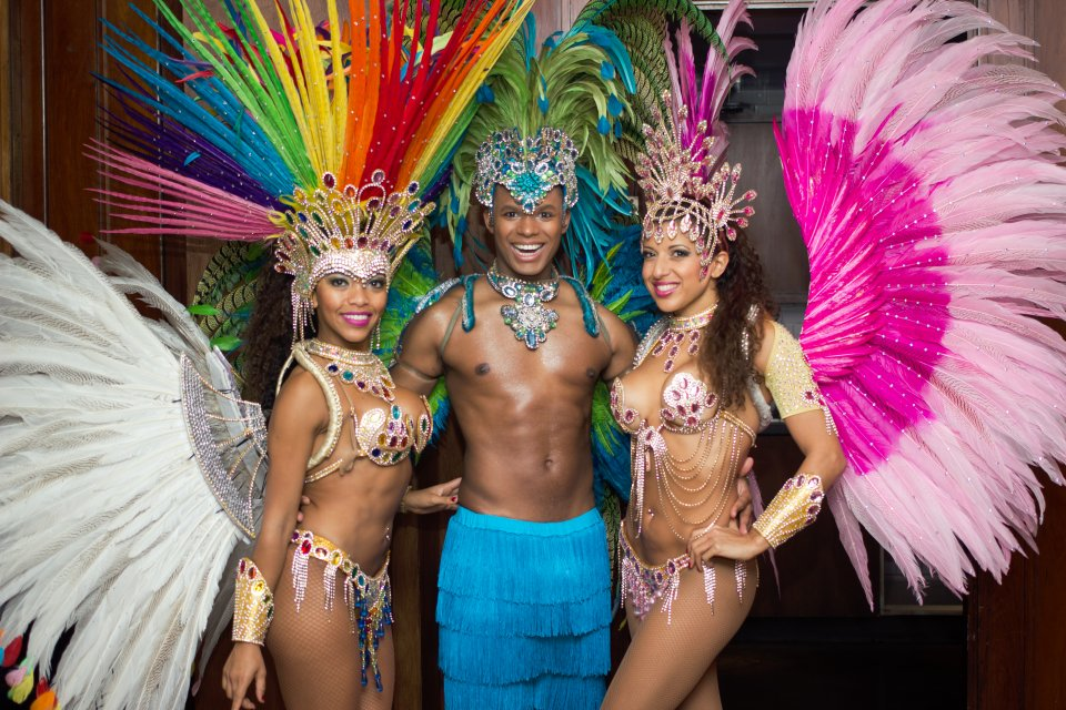 Brazilian & Samba Dancers - Dancers for Hire - London