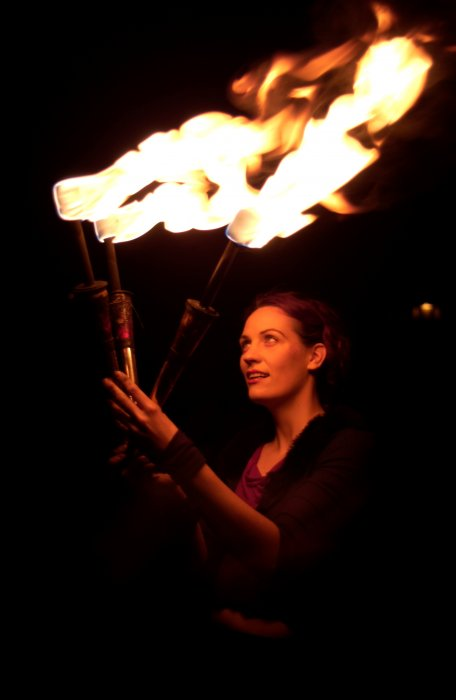 Fire Performers Gallery