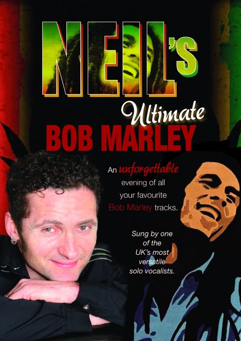 Bob Marley Tribute - Neil Gallery