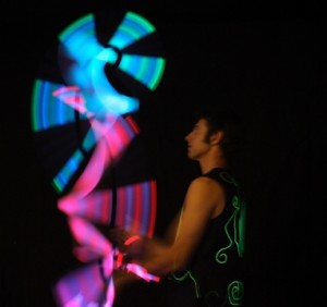 Glow Performers