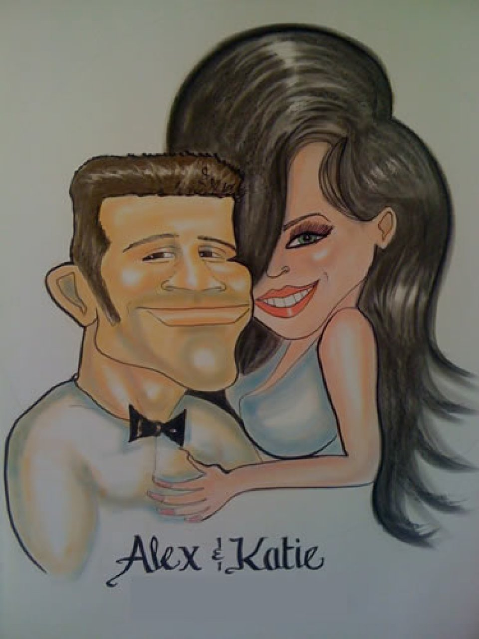 Helen The Caricaturist Gallery