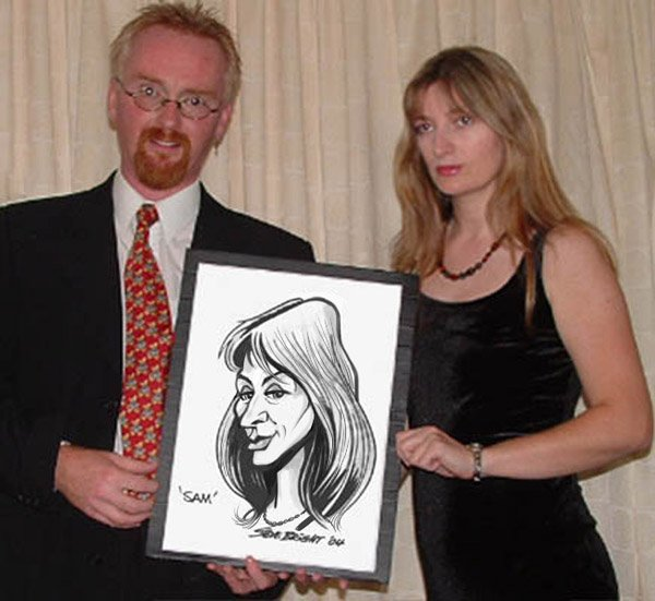 Brighty The Caricaturist Gallery