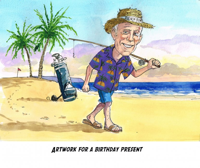 Bob The Caricaturist Gallery