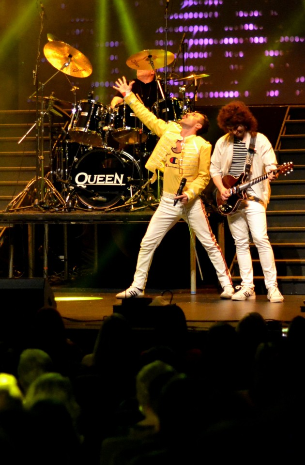 Queen - Flash Gallery