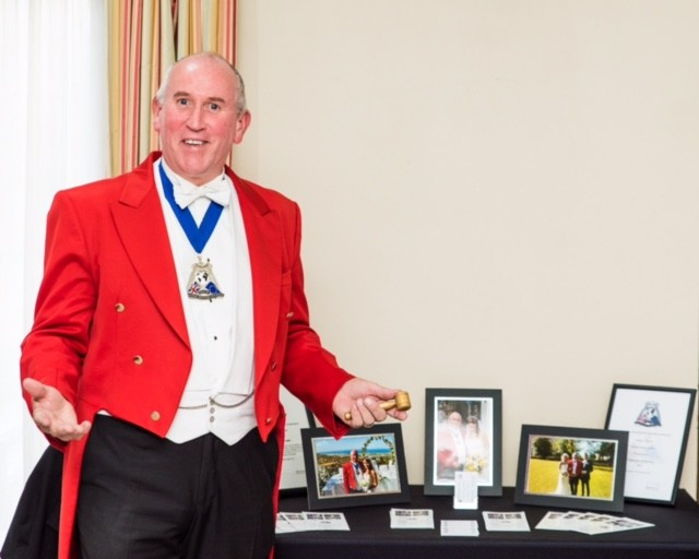 Ronnie The Toastmaster Gallery