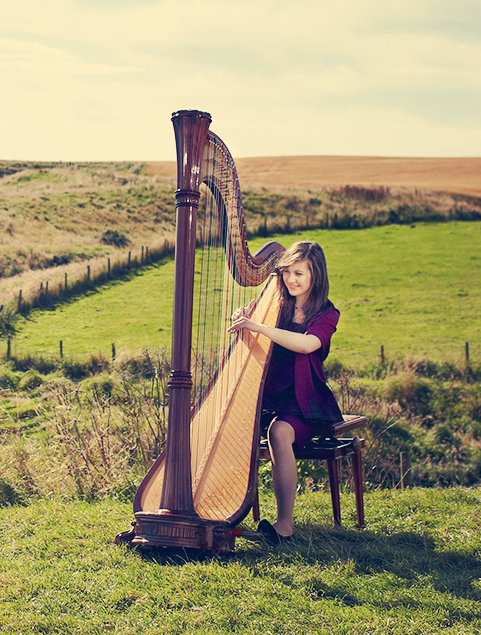 The Scottish Harpist Gallery